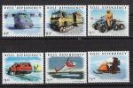 ROSS Dependency - 2000 Transports En Antarctic - 6v Neufs*** // Mnh Set - Ross Dependency (New Zealand)