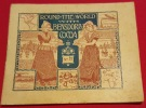 Livret Cacao Bensdorp N°21 - 16 Photos - Round The World With Bensdorp's Cacao - J.C. DALMEIJER - Reclame