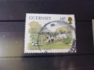 GUERNESEY TIMBRE  YVERT N°371 - Guernsey