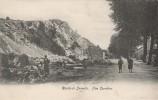 Rochefort Route De Jemelle Une Carrière 1904 - Rochefort