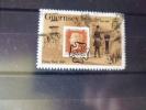 GUERNESEY TIMBRE  YVERT N°490 - Guernsey