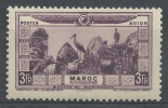 French Morocco, Rabat, 1928, MNH VF, Airmail - Marokko (1891-1956)
