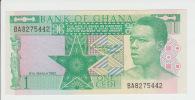 Ghana 1 Cedis 1982 Pick 17 UNC - Ghana