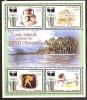 Cook Islands 2000 Yvertn° 1185-88 *** MNH Cote 18 Euro Sport Jeux Olympiques Sydney - Cook