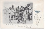SOMALIE - Familles Somalis Campées - Somalie