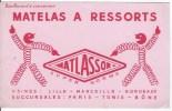 Matlassor, Matelas à Ressorts - Papel Secante