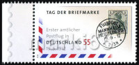Germany - 2012 - Stamp Day - Mint Stamp - [7] Repubblica Federale