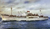 Cacciatorpediniere 'ANTONIOTTO USODIMARE' - Warships
