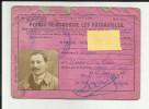 Permis De Conduire Les Automobiles - 1928 - Cachet Fiscal - - Fiscaux