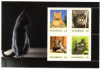 ÖSTERREICH 2013 ** Katzen, Cats - PM Personalized Stamps - Block MNH - Sellos