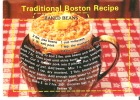 Traditional Boston Recipe  Baked Beans - Recipes (cooking)