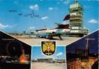 Mnt240 Airport Austria Wien Schwechat Flughafen Airplane Avion Aircraft Church - 1946-....: Moderne