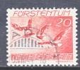 LIECHTENSTEIN  C 19    (o)   BIRDS - Air Post