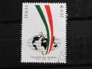 ITALIA USATI 2002 - ITALIANI NEL MONDO - SASSONE 2637 - RIF. G 2149 - LUSSO - 6. 1946-.. Repubblica