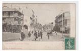 EGYPTE -- PORT SAÏD -- PLACE DE LESSEPS -- OBLITERATION MARSEILLE A LA REUNION 1912-- - Port-Saïd