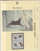 Albania 1990 WWF /  Wild Goats  4v ** Mnh With 3 Leaflets With Information About The Issue (W532) - Unused Stamps