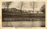 Cpa 17 Marans Vue Sur Le Canal De Déviation écrite - France