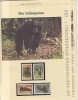 Sierra Leone 1983  WWF /  Chimpanzee   4v ** Mnh With 3 Leaflets With Information About The Issue (W536) - W.W.F.