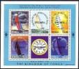 Tonga 1991 Yvertn° Bloc 16 *** MNH Specimen Cote 15 Euro Sport Ships Jachtboten Bateaux - Tonga (1970-...)
