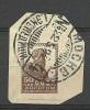 RUSSLAND RUSSIA 1923 Michel 236 O Nice Cancel MOSKVA - 1917-1923 Republic & Soviet Republic