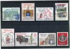 MONACO Année 2000 - 11 Timbres Oblitérés TB N° 2225 2227 2229 2248 2249 2251 2255 2257 2261 2268 2280 - Used Stamps