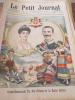 LE PETIT JOURNAL- Victor Emmanuel III Et La Reine Hélène (1903) - Le Petit Journal