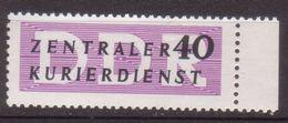 DDR , Dienstmarke B , 1956 , Mi.Nr. 8 X ** / MNH - DDR