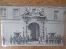 MONACO GARDE D HONNEUR DU PRINCE PORTE DU PALAIS  DOS 1900 - Palacio Del Príncipe