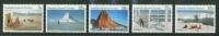 Australie // Territoire Antarctique // 1984// Série Courante ** Vues Du Territoire Yvert & Tellier No. 63 à 67 - Autres