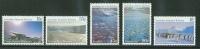 Australie // Territoire Antarctique // 1985// Série Courante ** Vues Du Territoire Yvert & Tellier No. 68 à 72 - Autres