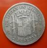 Spain 2 Pesetas 1870(70) Silver - Primi Conii