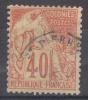 France Colonies General Issues 1881 Yvert#57 Used