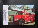 Germany K370 07.94  Mercedes OM 325 Fire Engine,used - Firemen