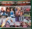 L'italia Che Vince Cassette VHS Della Collezione Il Borghese - Sport