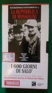 La Repubblica Di Mussolini I 600 Giorni Di Salo' - Storia