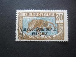CONGO N°78 Oblitéré - Gebruikt