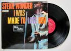 Stevie Wonder - LP 33tr : I Was Made To Love Her  (Pressage : FR - 1967) - Soul - R&B