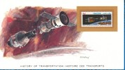 History Of Transportation / Histoire Des Transports 99 /  Space Flight - Non Classés
