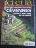 Ici Et Là N°25 : Cévennes, Mont Lozère, Causse Méjean, Mont D'Aigoual . 1997 - Tourism & Regions