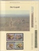 Haute Volta 198  WWF /  Leopard   4v ** Mnh With 3 Leaflets With Information About The Issue (W564) - W.W.F.