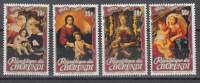 Burundi - 910/913 - Noël - Christmas - 1983 - MNH - 1980-89: Neufs