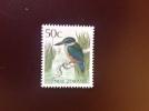 New Zealand Kingfisher MNH - Oiseaux