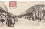 Ain Temouchent  (Oran)   Boulevard National  Centre De La Ville  CPA 1904 - Oran