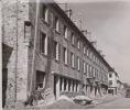 PHOTO AUNAY-SUR-ODON   RECONSTRUCTION 25.11.1947 Avenue Centrale La 1ère Pierre  18 X 21,4 Cm - Luoghi