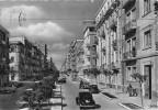 """03573 """"CAGLIARI - VIA DANTE"""" ANIMATA, AUTO ´50.  CART. SPED. 1958 - Cagliari"""