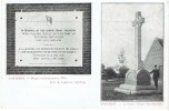 CPA BELGIQUE HAINAUT ANTOING - Plaque Commémorative Fontenoy 1745 - Antoing