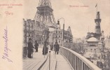 PARIS/75/ Exposition Universelle 1900 Trottoir Roulant/ Réf:C4098 - Exhibitions