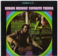 * LP *  SERGIO MENDES' FAVORITE THINGS (USA 1968 EX-!!!) - Instrumentaal