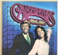 * LP *  THE CARPENTERS - LIVE AT THE PALLADIUM  (Holland 1976 EX-!!!) - Disco, Pop