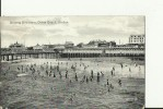 SOAF3   --  DURBAN  --  BATHING ENCLOSURE , OCEAN BEACH  --  1916 - Südafrika